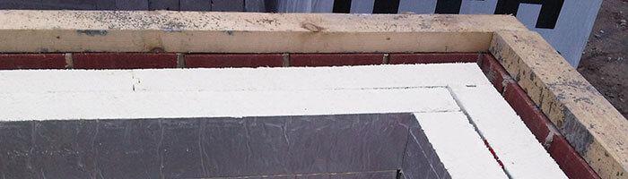 Утеплитель PIR-плита для подвала и фундамента